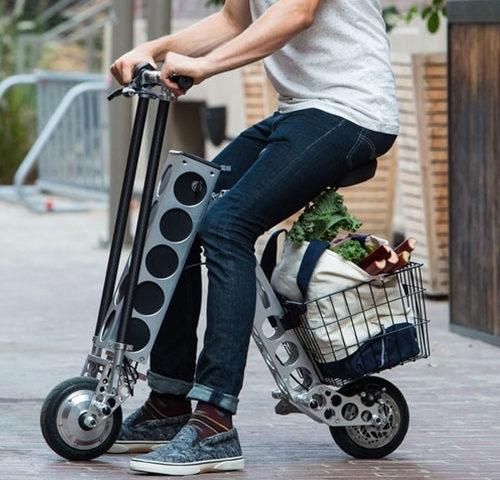 vehículo eléctrico compacto