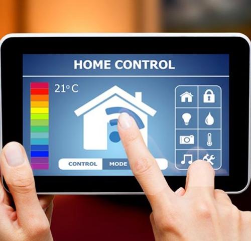 automatización para el hogar