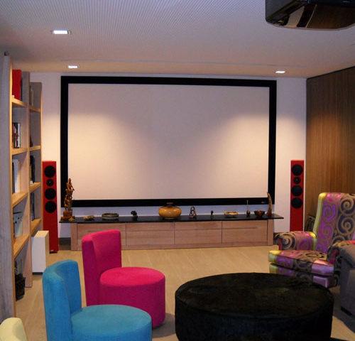 Instalación de cine en casa Cancún