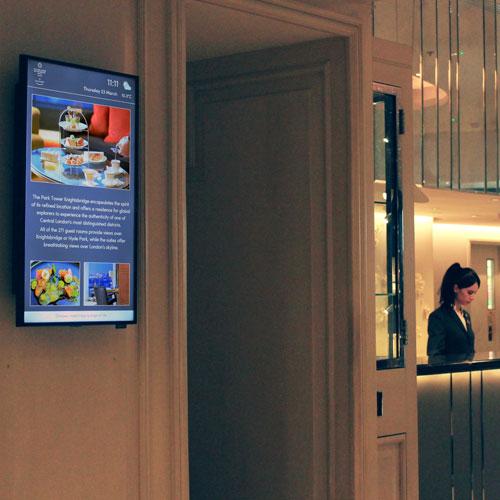 Automatización para hoteles