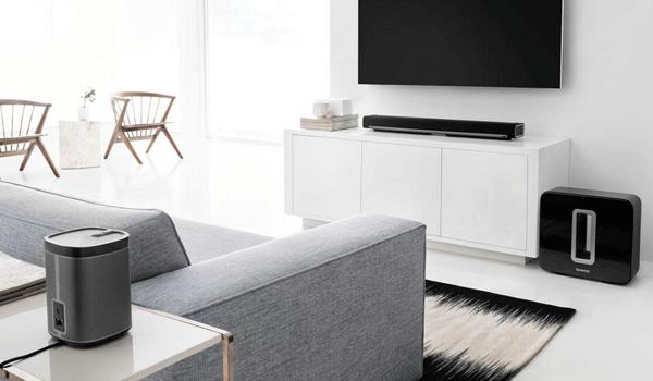 Equipo de sonido para tu hogar