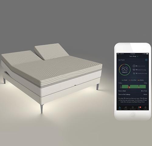 Sleep Number 360, la cama inteligente