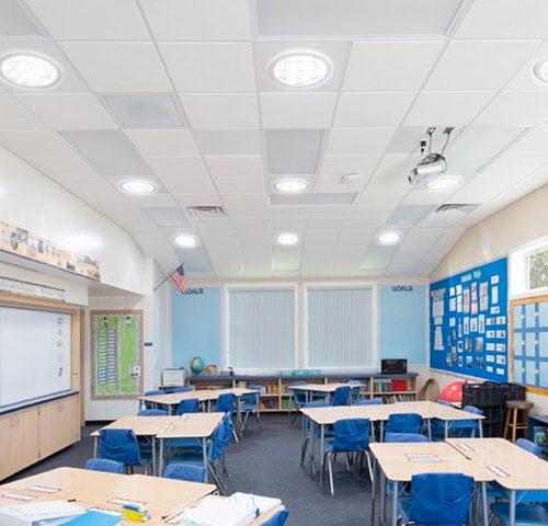Solatube para escuelas