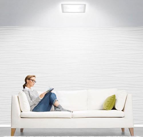 Solatube para espacios interiores