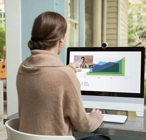 Videoconferencias para trabajar desde casa