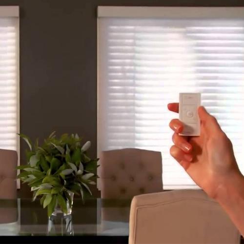 ahorro de energia con cortinas lutron