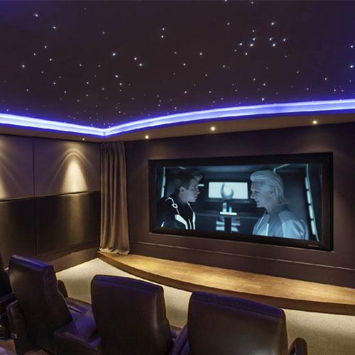 Como hacer tu propio cine en casa