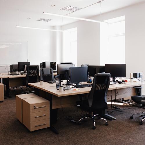 Sistema de automatización en oficinas